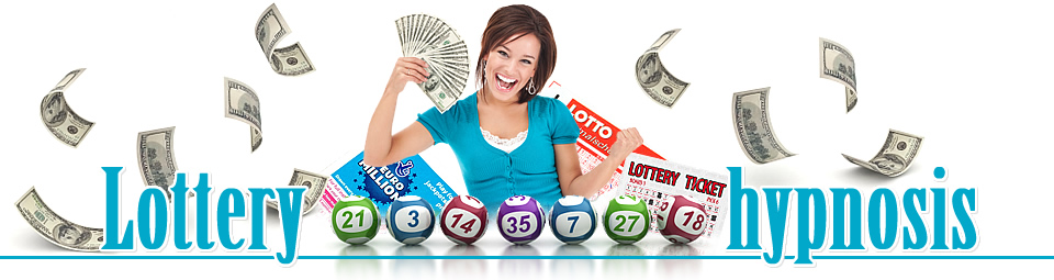 Win a lottery with lottery hypnosis